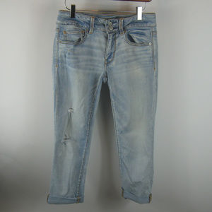 American Eagle Outfitter Artist Crop Jeans 6